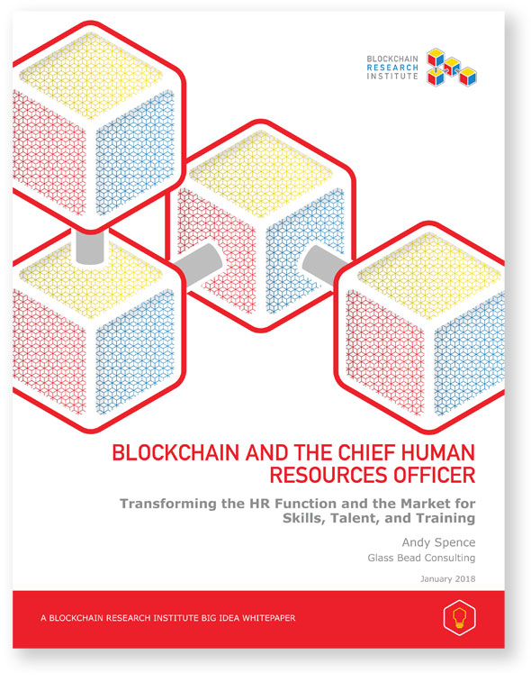Blockchain and the Chief Human Resources Officer