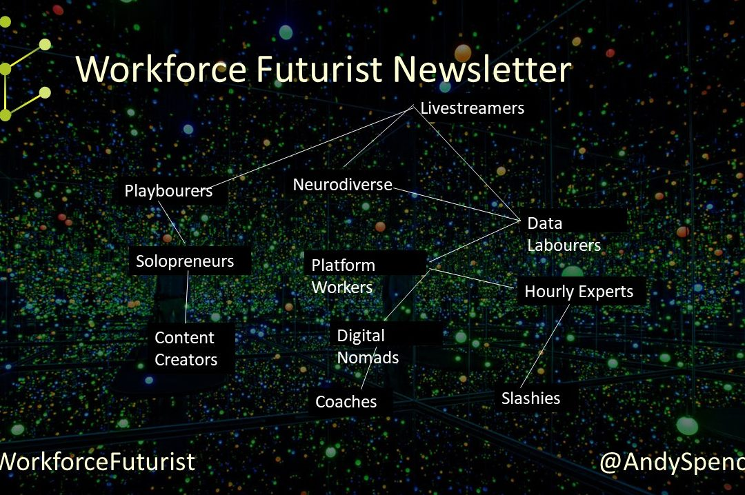 Workforce Futurist Newsletter