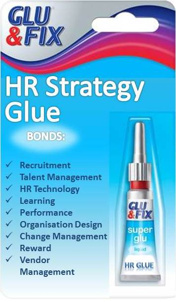 HR Strategy Glue - Glass Bead Consulting